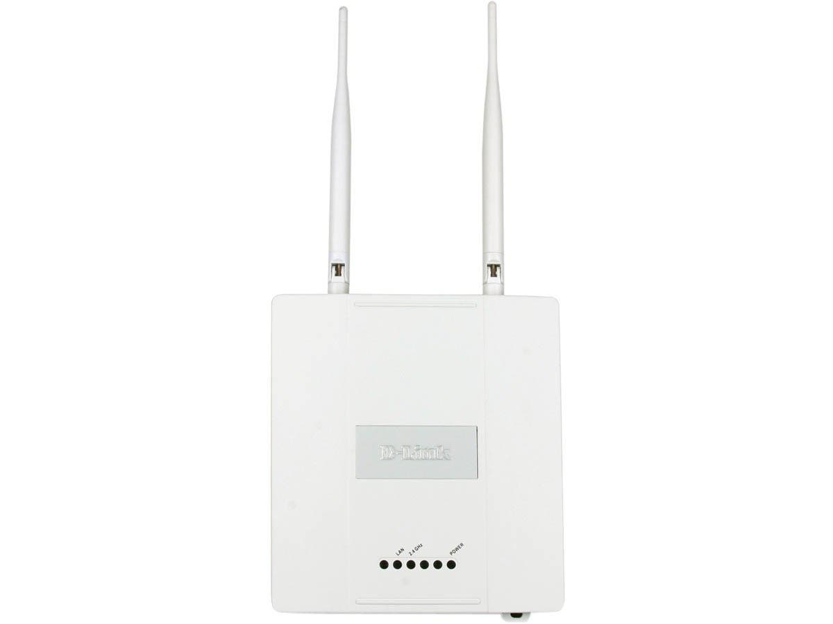 D-Link AirPremier DAP-2360 IEEE 802.11n 300 Mbit/s Wireless Access Point - ISM Band - 1 x Network (RJ-45) - PoE Ports - Wall Mountable