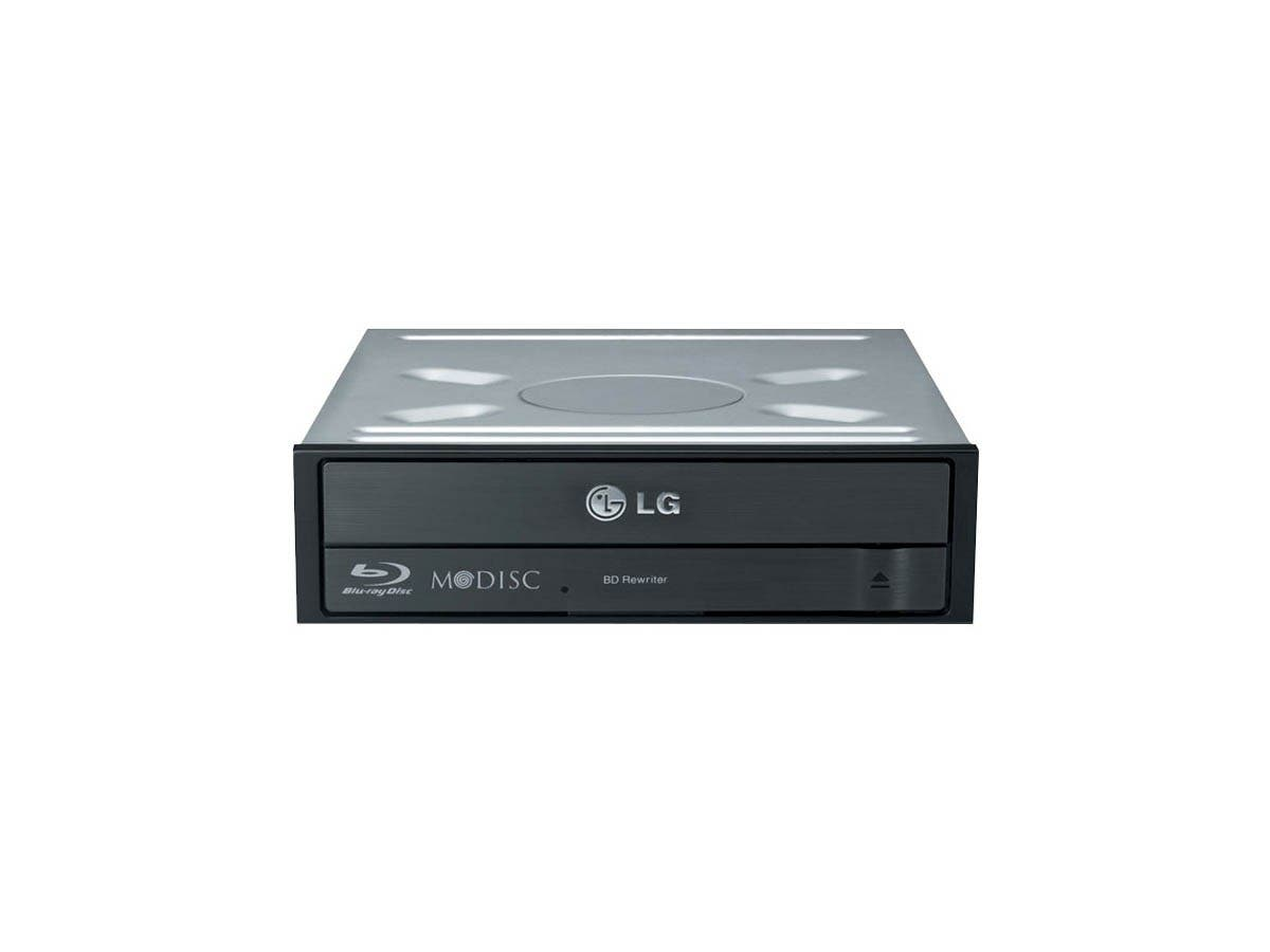 LG BH16NS40 Internal Blu-ray Writer - BD-R/RE Support - 16x CD Read/48x CD Write/24x CD Rewrite - 12x BD Read/16x BD Write/12x BD Rewrite - 16x DVD Read/16x DVD Write/8x DVD Rewrite-Large-Image-1