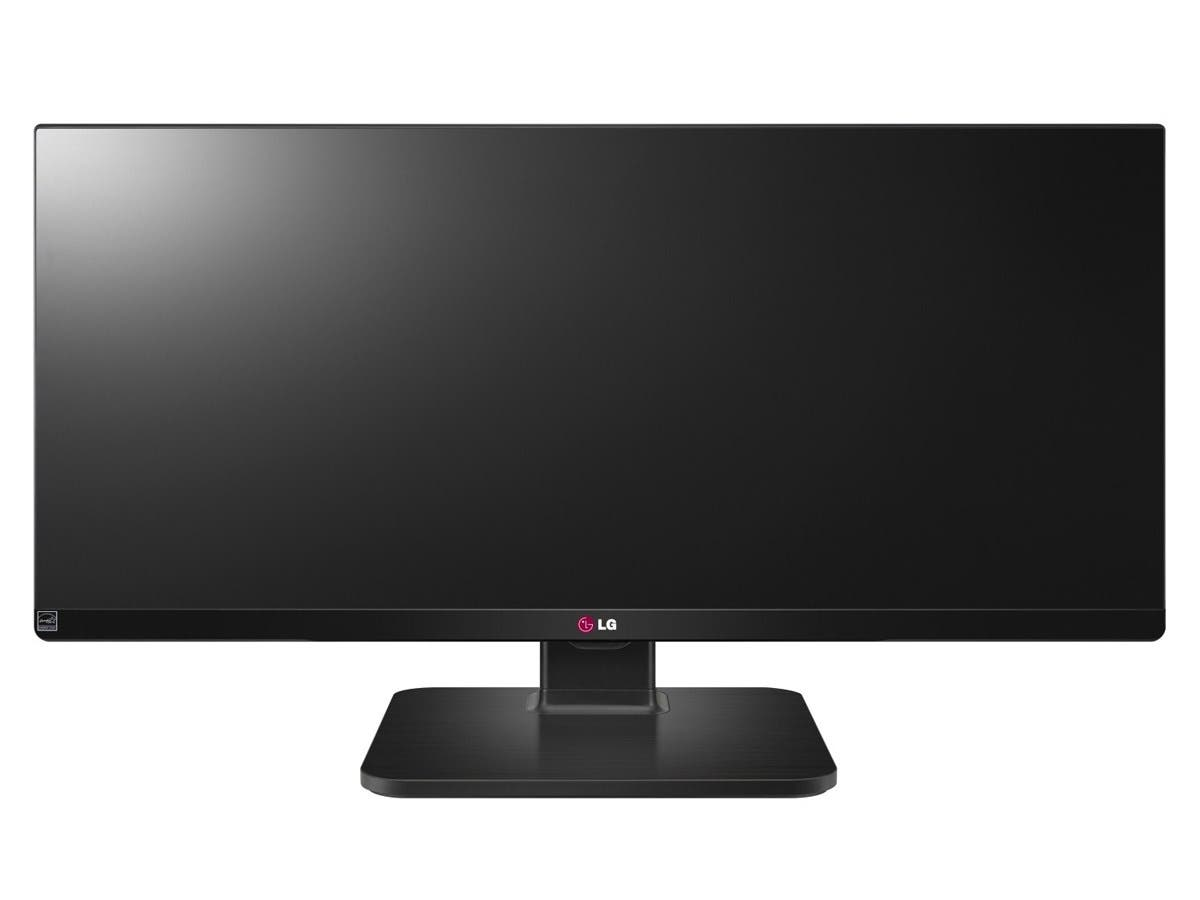 "LG 29UB55-B 29"" LED LCD Monitor - 21:9 - 5 ms - 2560 x 1080 - 16.7 Million Colors - 250 Nit - 5,000,000:1 - UW-UXGA - Speakers - DVI - HDMI - DisplayPort - 34 W - Black - TCO Certified-Large-Image-1"