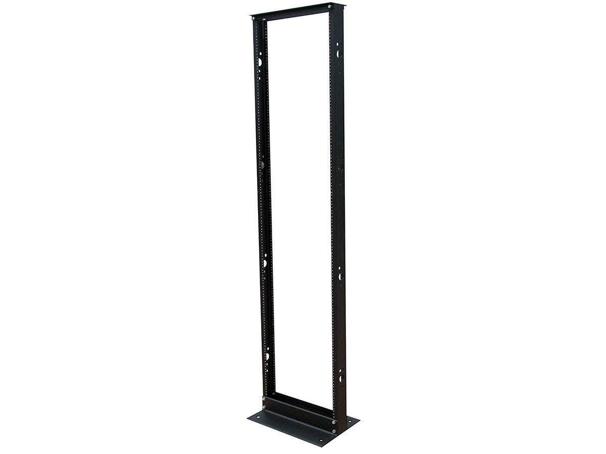"Tripp Lite 45U 2-Post Open Frame Rack Threaded Holes 800lb Capacity - 19"" 45U"