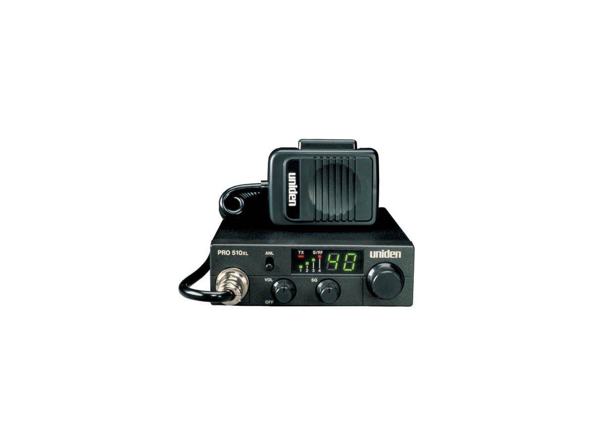 Uniden PRO510XL CB Radio-Large-Image-1