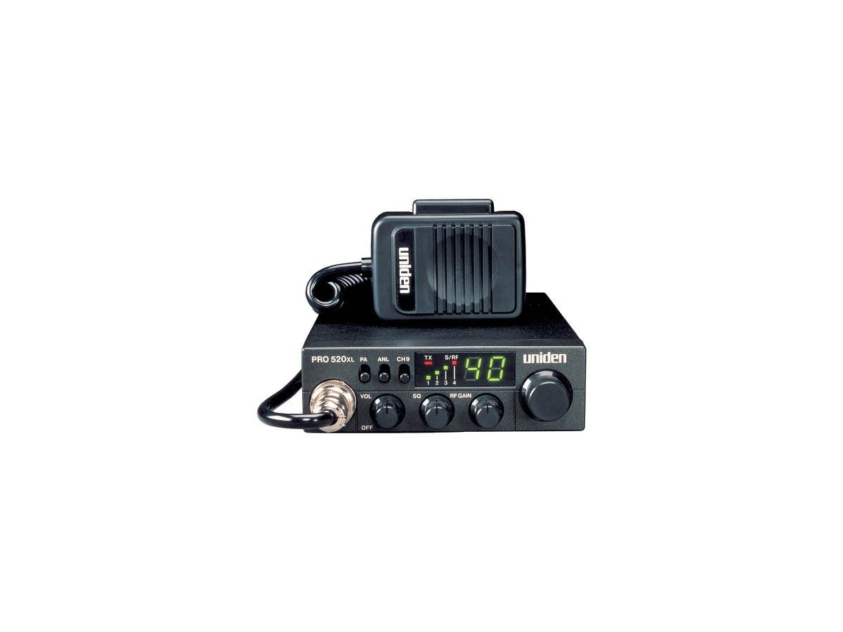 Uniden PRO-520XL CB Radio-Large-Image-1