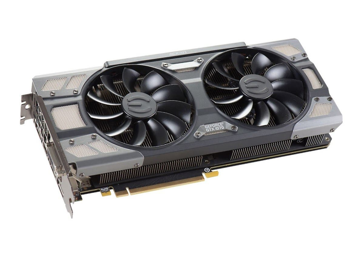 EVGA GeForce GTX 1070 FTW GAMING ACX 3.0, 08G-P4-6276-KR, 8GB GDDR5, RGB LED, 10CM FAN, 10 Power Phases, Double BIOS, DX12 OSD Support (PXOC)-Large-Image-1