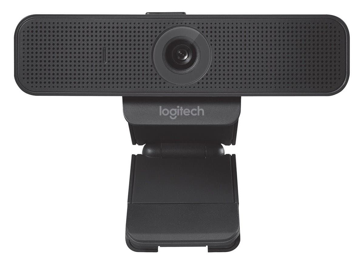 Logitech C925e Webcam - 30 fps - USB 2.0 - 1920 x 1080 Video - Auto-focus - Widescreen - Microphone - Notebook, Monitor-Large-Image-1