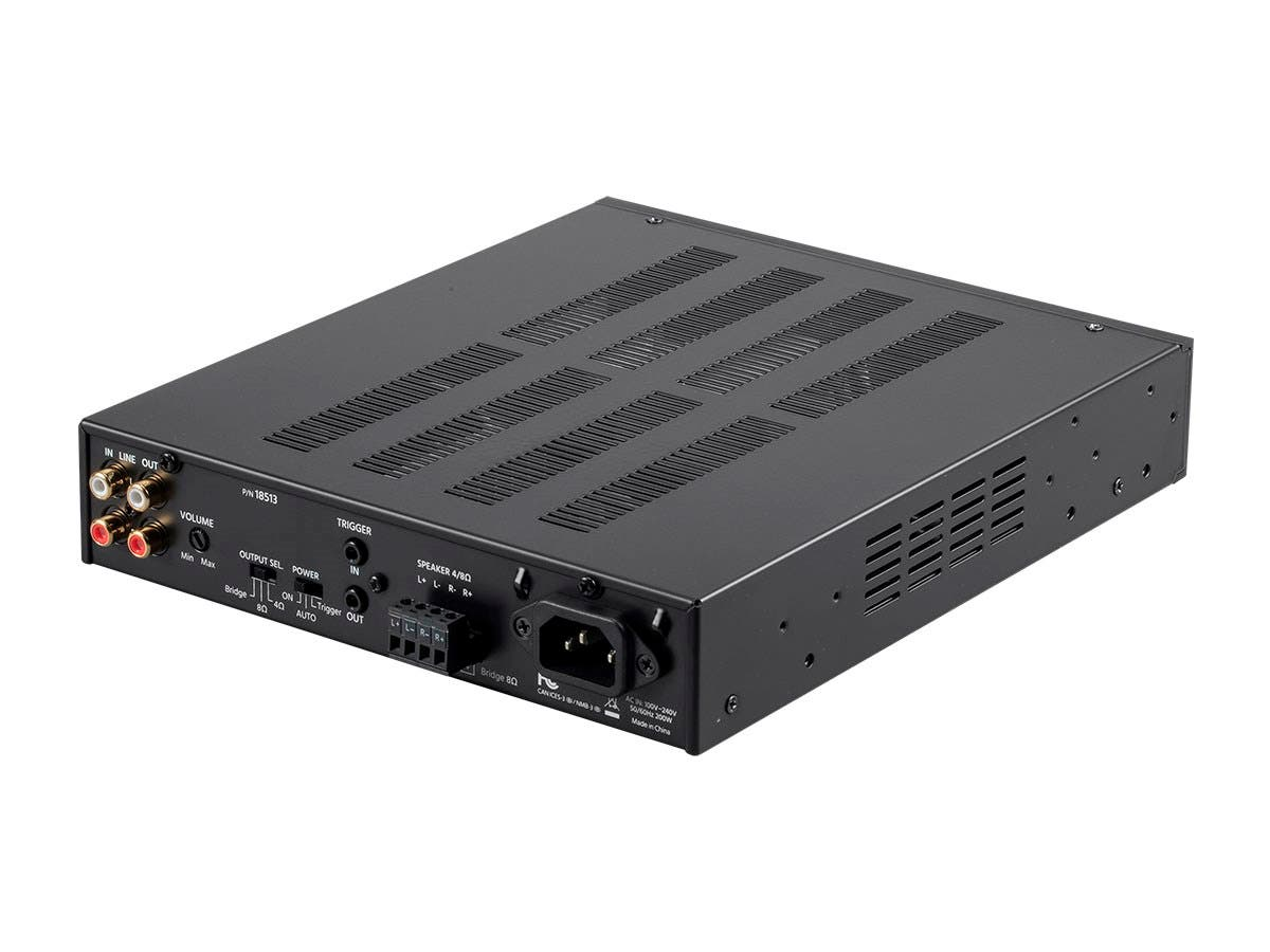 As Tony Catv Signal Amplifier Circuit Of Digital Cable Tv To Monoprice Unity 100 Watt Bridgeable Power Amp Small Image 2