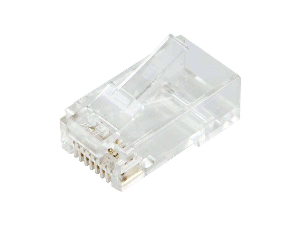 Wiring Diagram On Instructions Assemble Cat6 Plug Cable Clip Solid