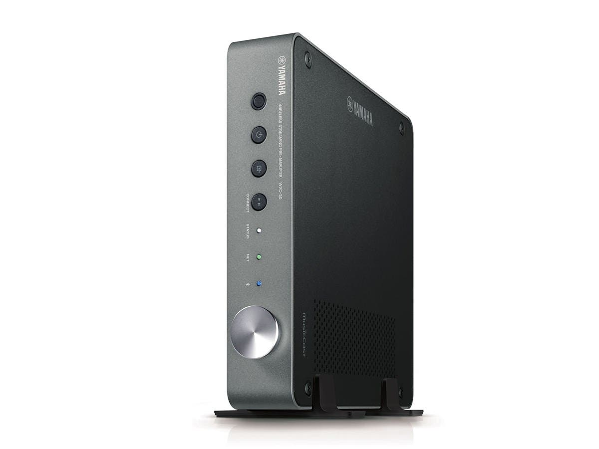 yamaha wxa 50. yamaha wxc-50 musiccast wireless streaming preamplifier - dark silver monoprice.com wxa 50 t
