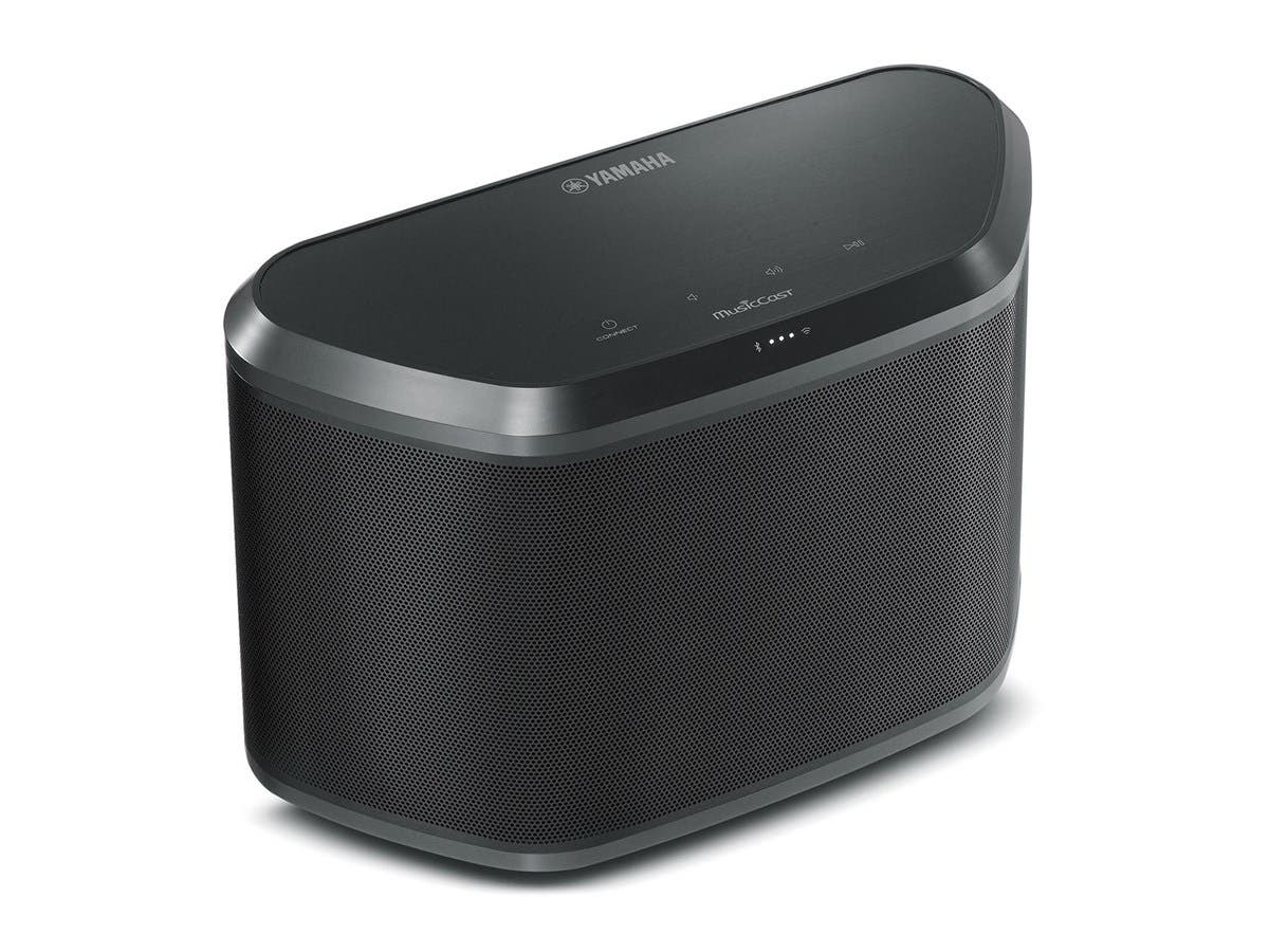 Yamaha WX-030 MusicCast Wireless Speaker - Black
