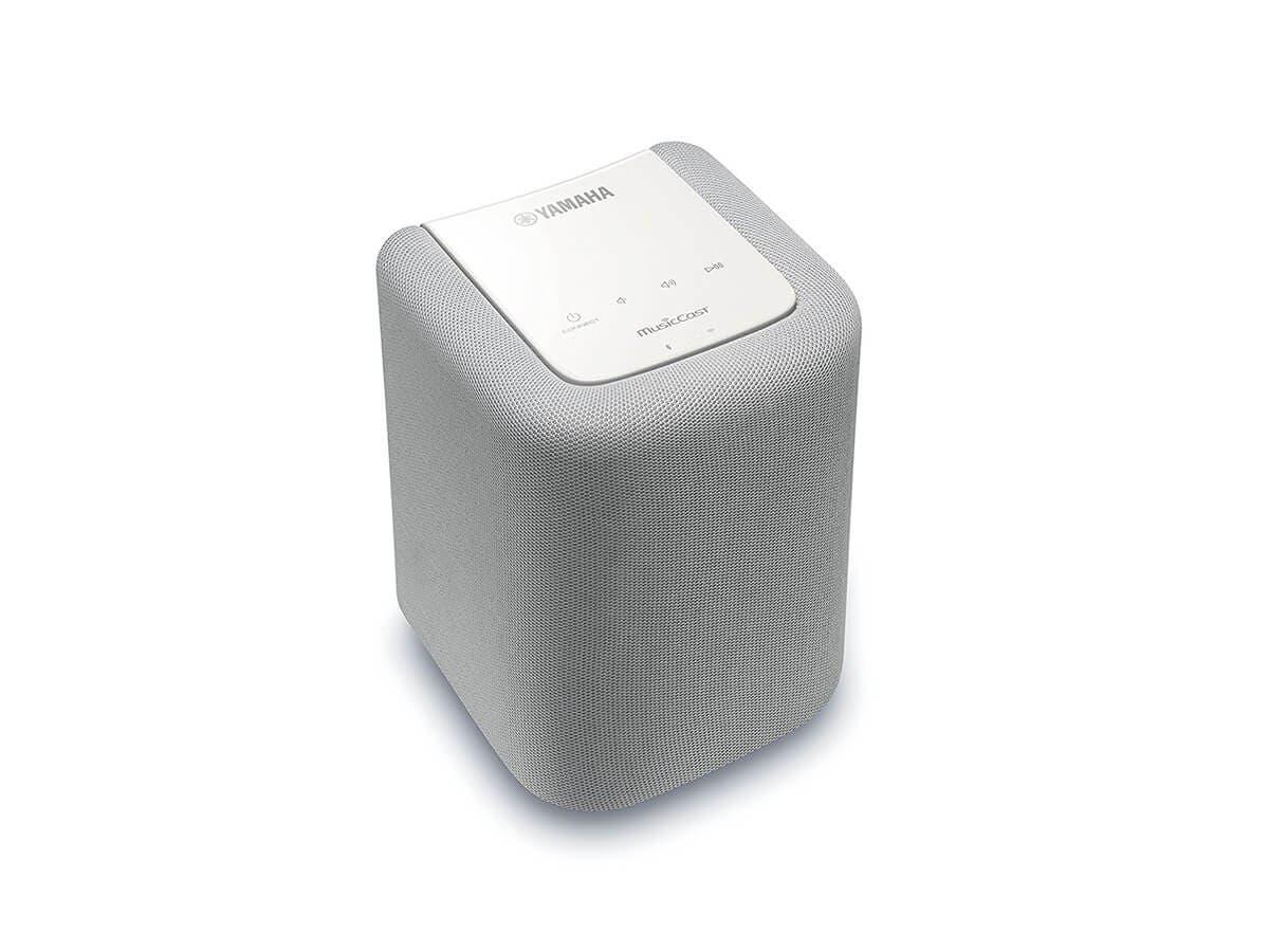 Yamaha MusicCast WX-010 Wireless Speaker - White