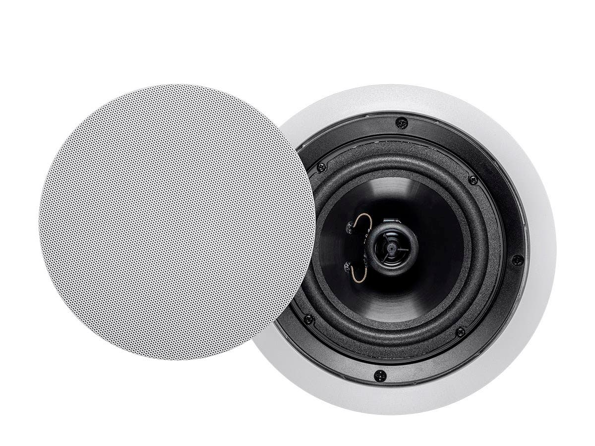 Aria Ceiling Speakers 6.5-inch Polypropylene 2-Way (pair)