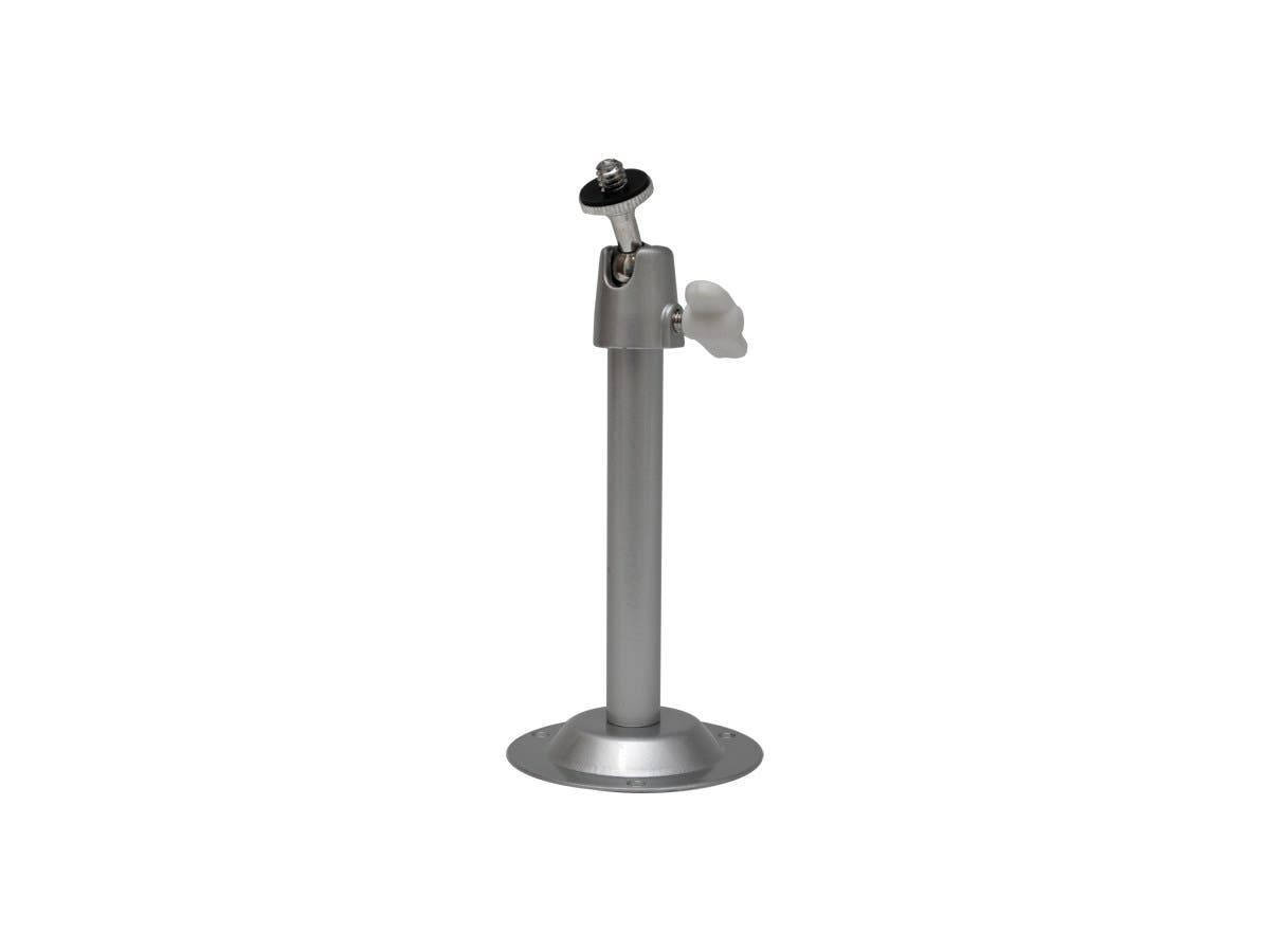 Monoprice 3-inch Camera Bracket Silver with T-BAR for Ceiling Mount, 90° Tilt-Large-Image-1
