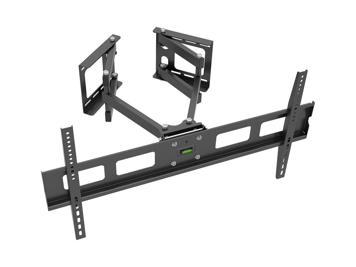 Cornerstone Series Full-Motion Articulating TV Wall Mount Bracket - For TVs 37in to 63in, Max Weight 132lbs, VESA Patterns Up to 800x400-Large-Image-1