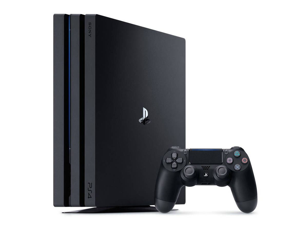 Sony PlayStation 4 Pro (PS4 Pro) 1TB Game Console - Black