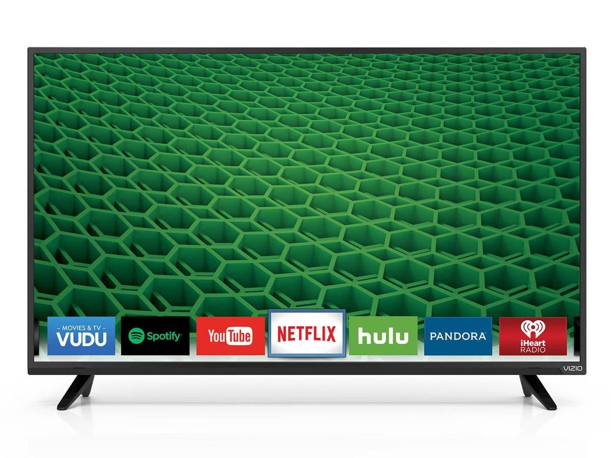 "VIZIO D48-D0 D-Series 48"" Class 1080p Smart Full-Array LED TV"