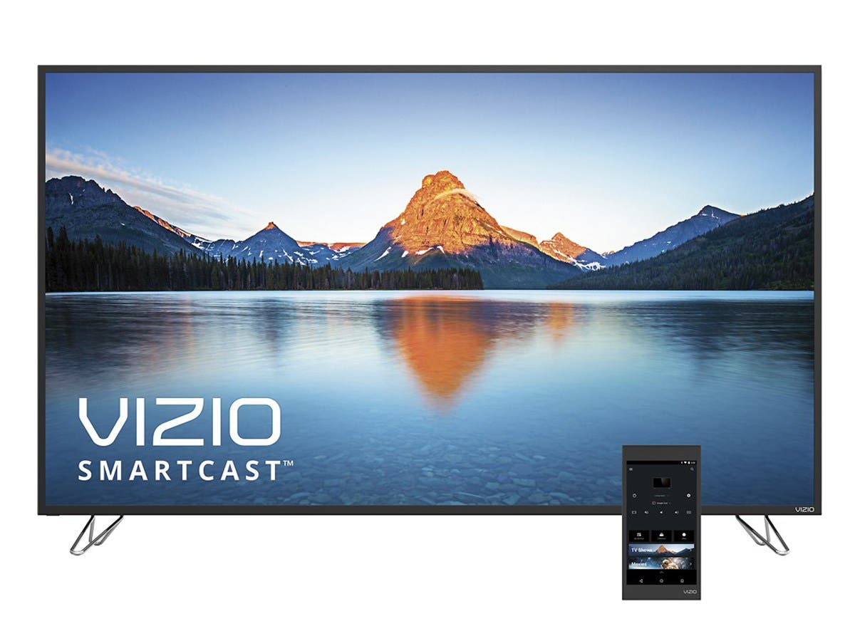 """VIZIO M50-D1 50"""" Class (49.5"""" Diag.) LED 2160p Chromecast Built-in 4K Ultra HD Home Theater Display with High Dynamic Range (HDR) - Black"""