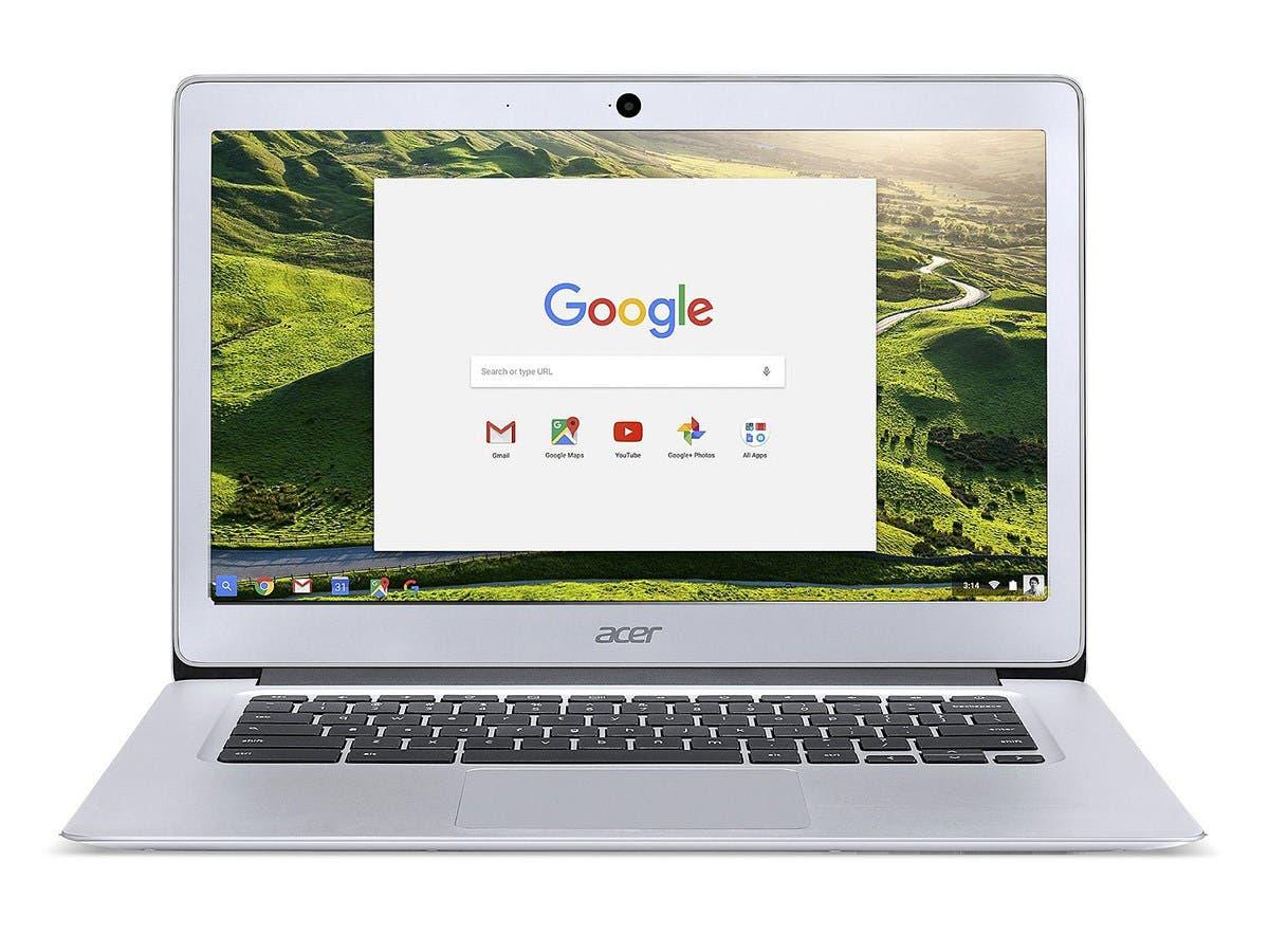 "Acer Chromebook 14 CB3-431-C5FM 14"" Full HD - Intel Celeron N3160 (Quad-core) - Full HD 16:9 IPS - 4GB LPDDR3 - 32GB Flash Memory - Chrome OS (Acer Recertified)"
