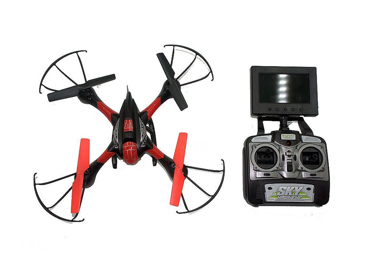 Odyssey Galaxy Seeker / Titan Quadcopter Drone, Live Feed Video, ODY-2283-FPV