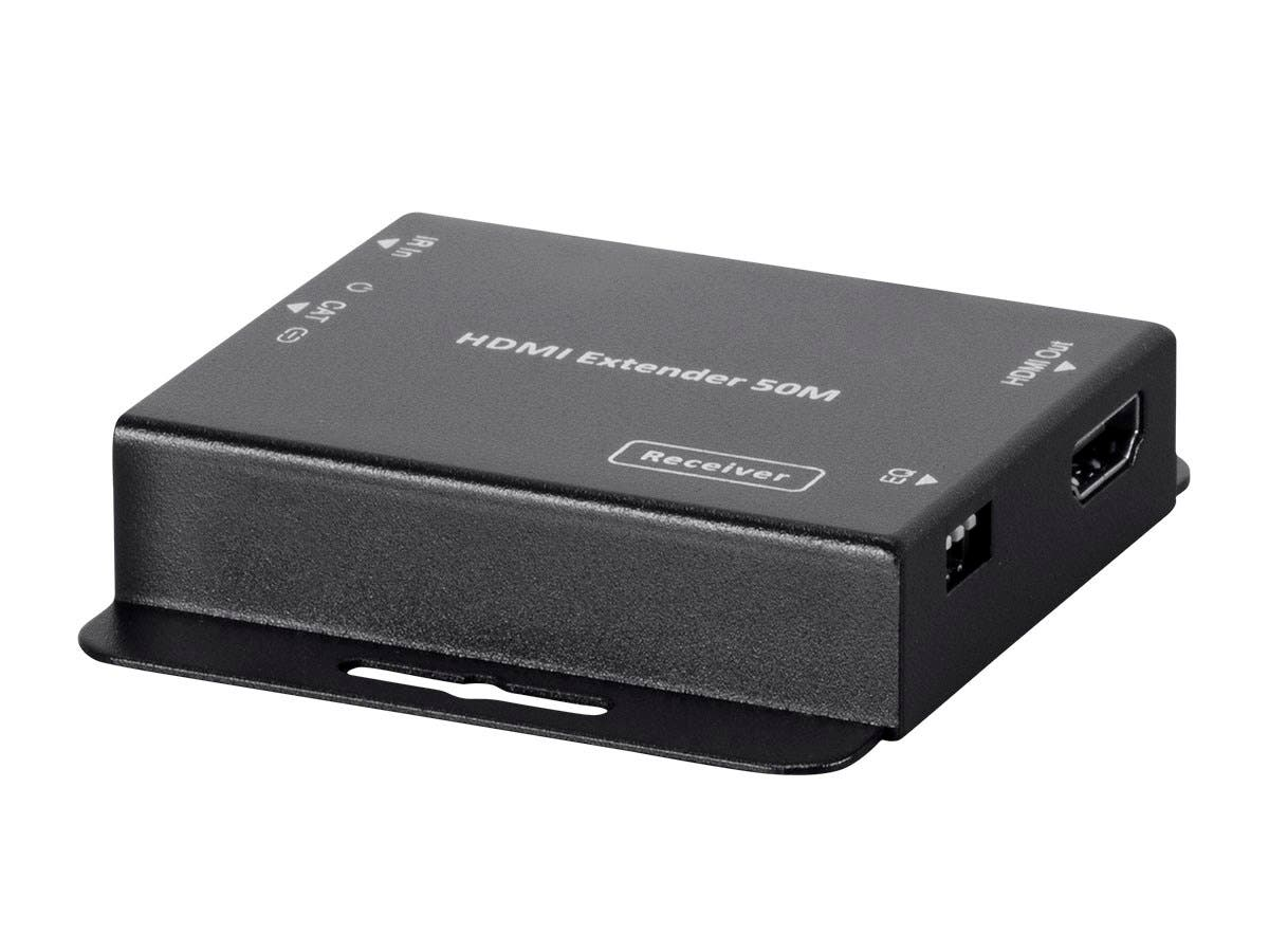 Monoprice Blackbird 4K HDMI 1x4 Splitter Extender --Complete