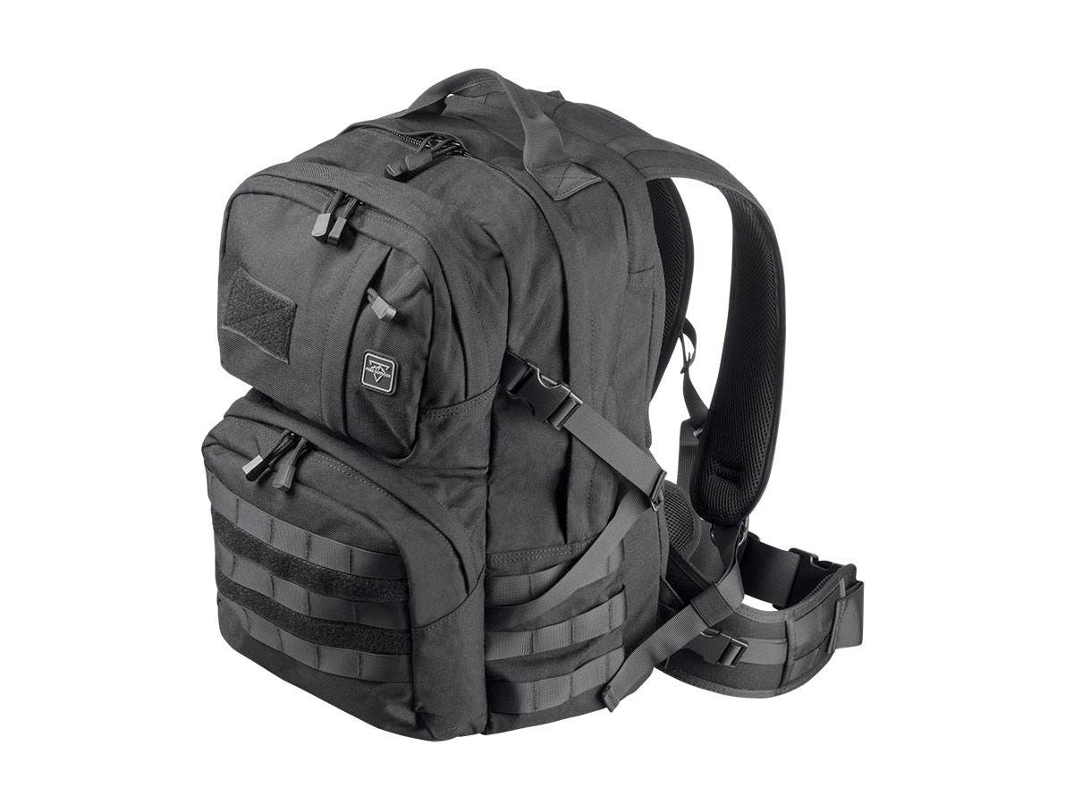 Pure Outdoor by Monoprice 32L Survival Tactical Backpack, Black - main image