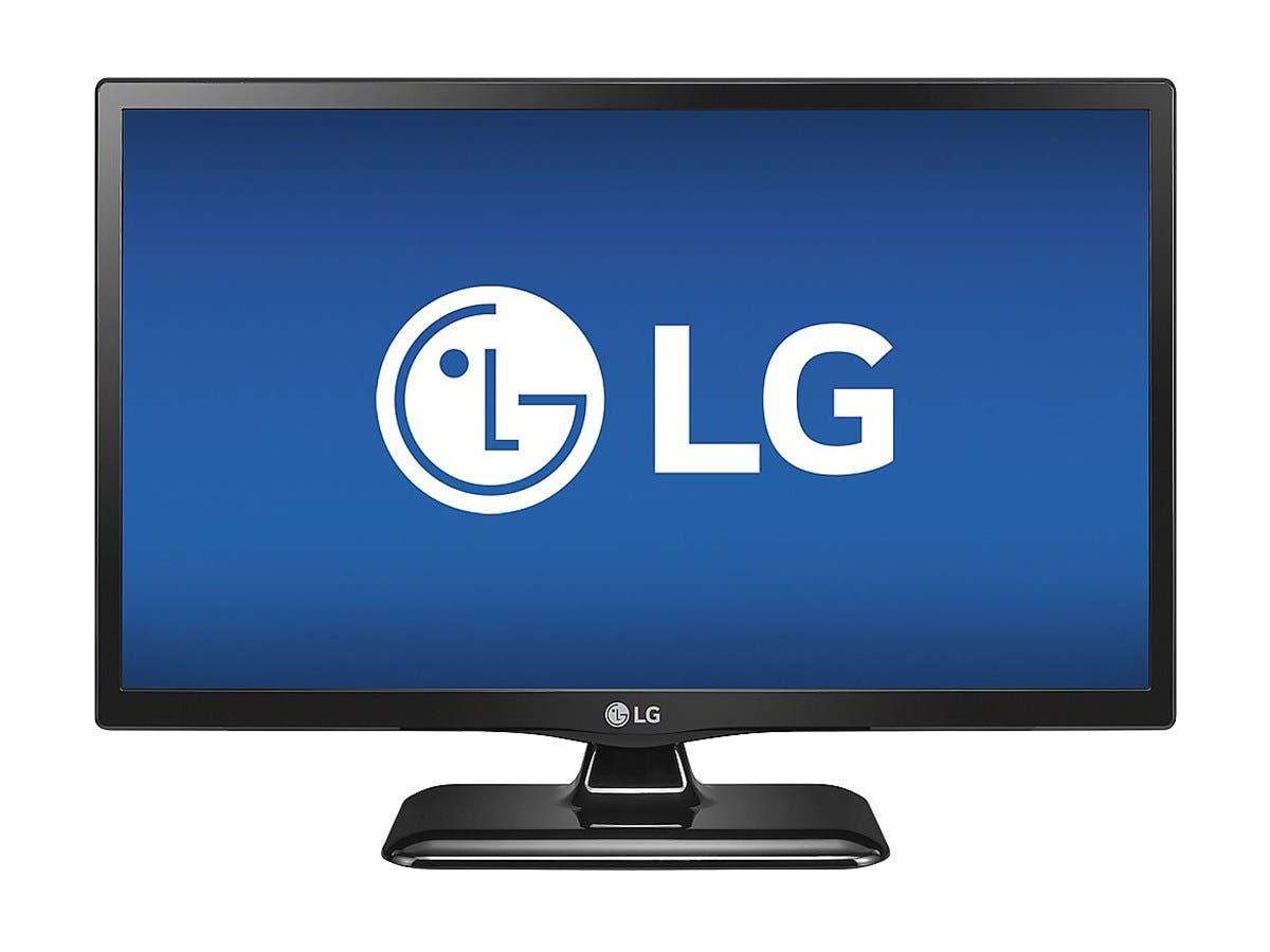 """LG Electronics 24LF452B 24"""" Class (23.6"""" Diag.) LED 720p  HDTV - Black-Large-Image-1"""