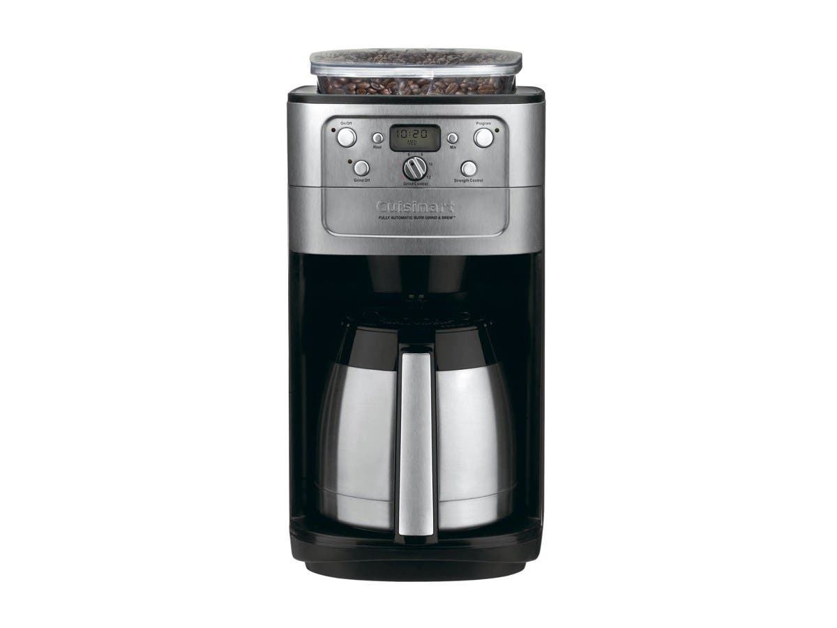 Cuisinart  Grind & Brew Thermal 12-Cup Automatic Coffeemaker - DGB-900BC