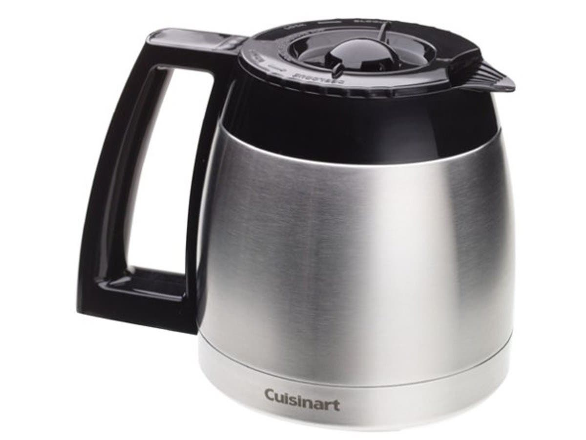 Cuisinart DGB-600RC 10-Cup Stainless Thermal Carafe