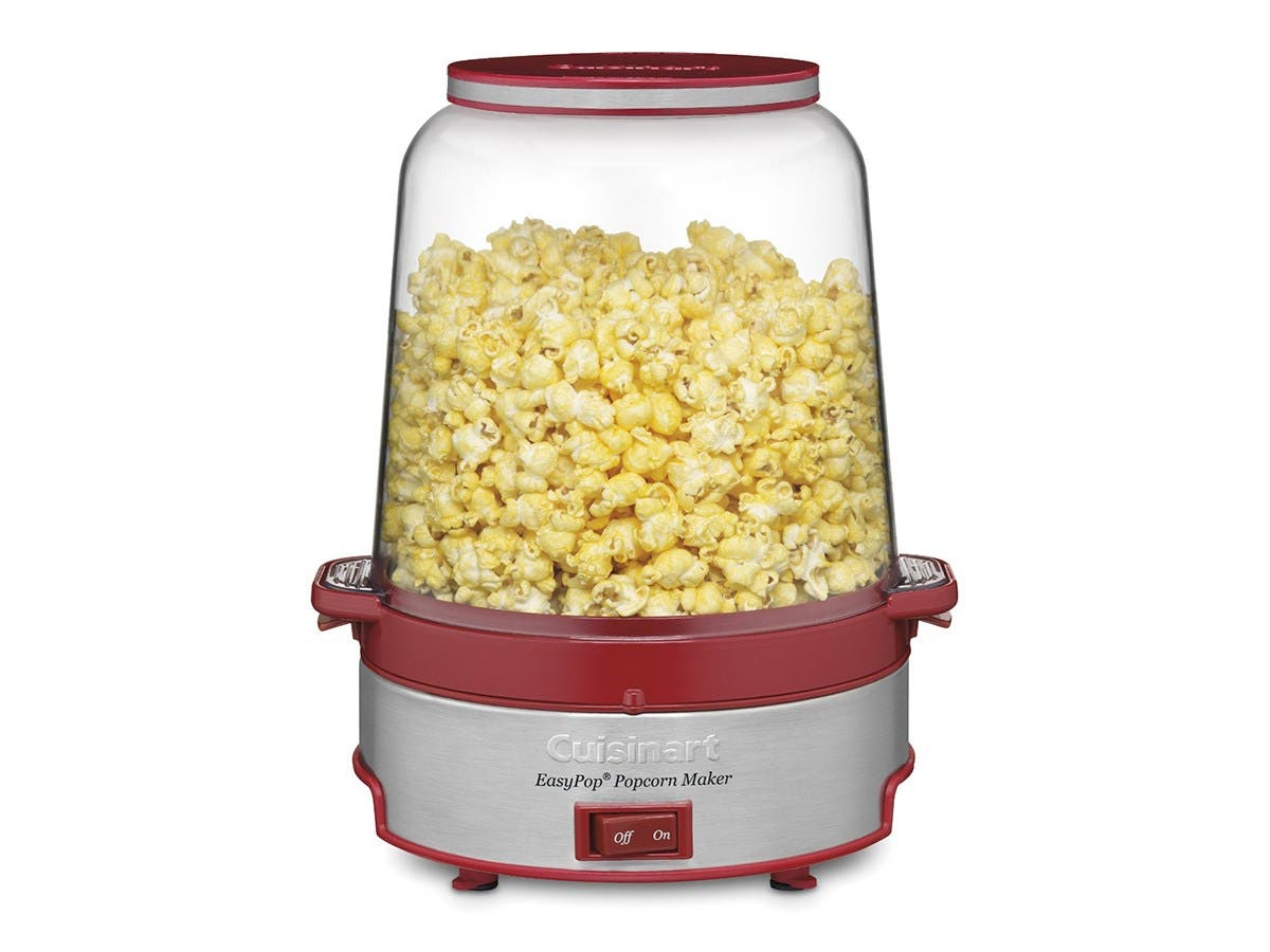 Cuisinart CPM-700 EasyPop Popcorn Maker - Red