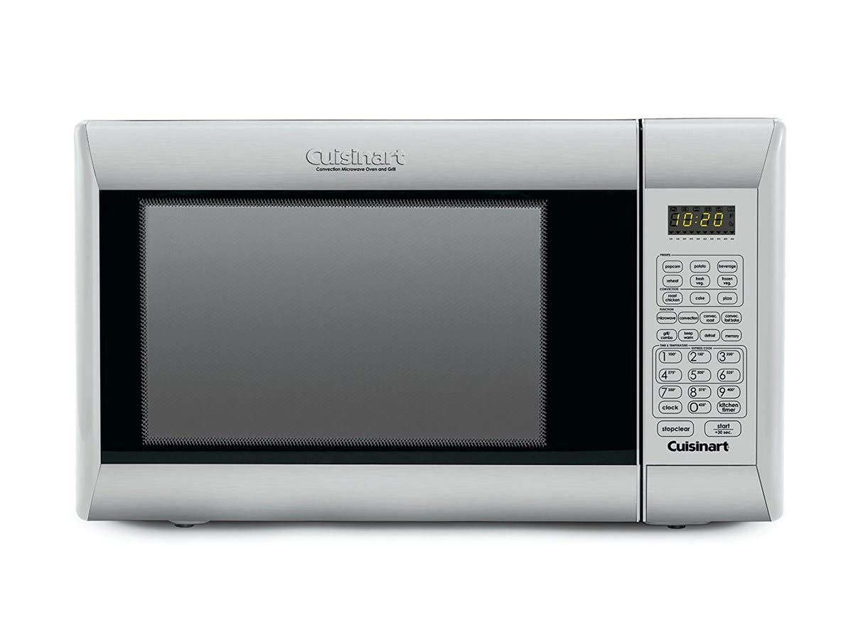 Cuisinart 1.2-Cubic-Foot Convection Microwave Oven with Grill - CMW-200