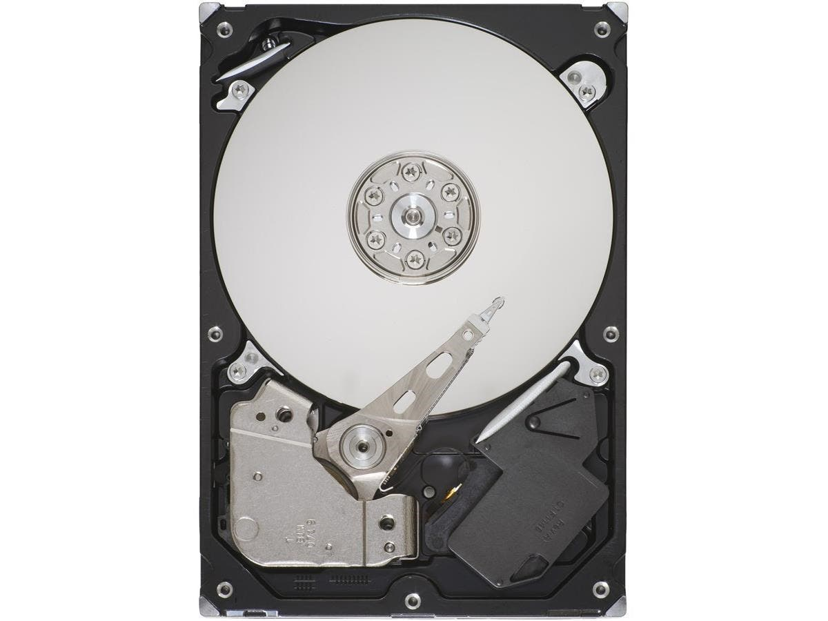 "Seagate Barracuda ES.2 ST3750330NS 750 GB 3.5"" Internal Hard Drive - SATA - 7200rpm - 32 MB Buffer - Hot Swappable-Large-Image-1"