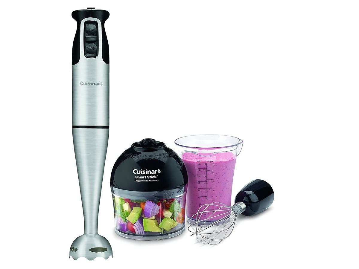 Cuisinart Smart Stick 2 Speed Hand Blender - Brushed Stainless Steel