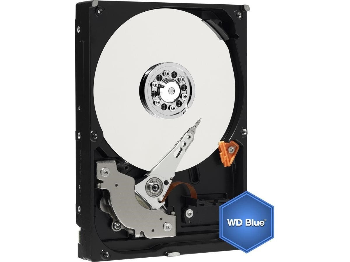 "WD Blue WD10JPVX 1 TB 2.5"" Internal Hard Drive - SATA - 5400rpm - 8 MB Buffer - Hot Swappable"
