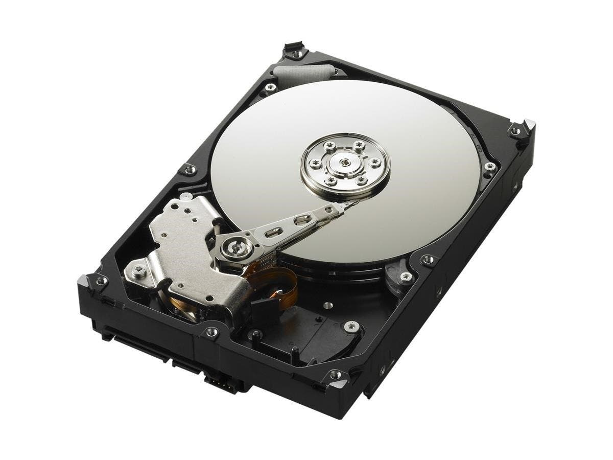 Seagate ST310005N1A1AS-RK 1 TB Internal Hard Drive - SATA - 7200rpm - 32 MB Buffer - Hot Swappable - Retail