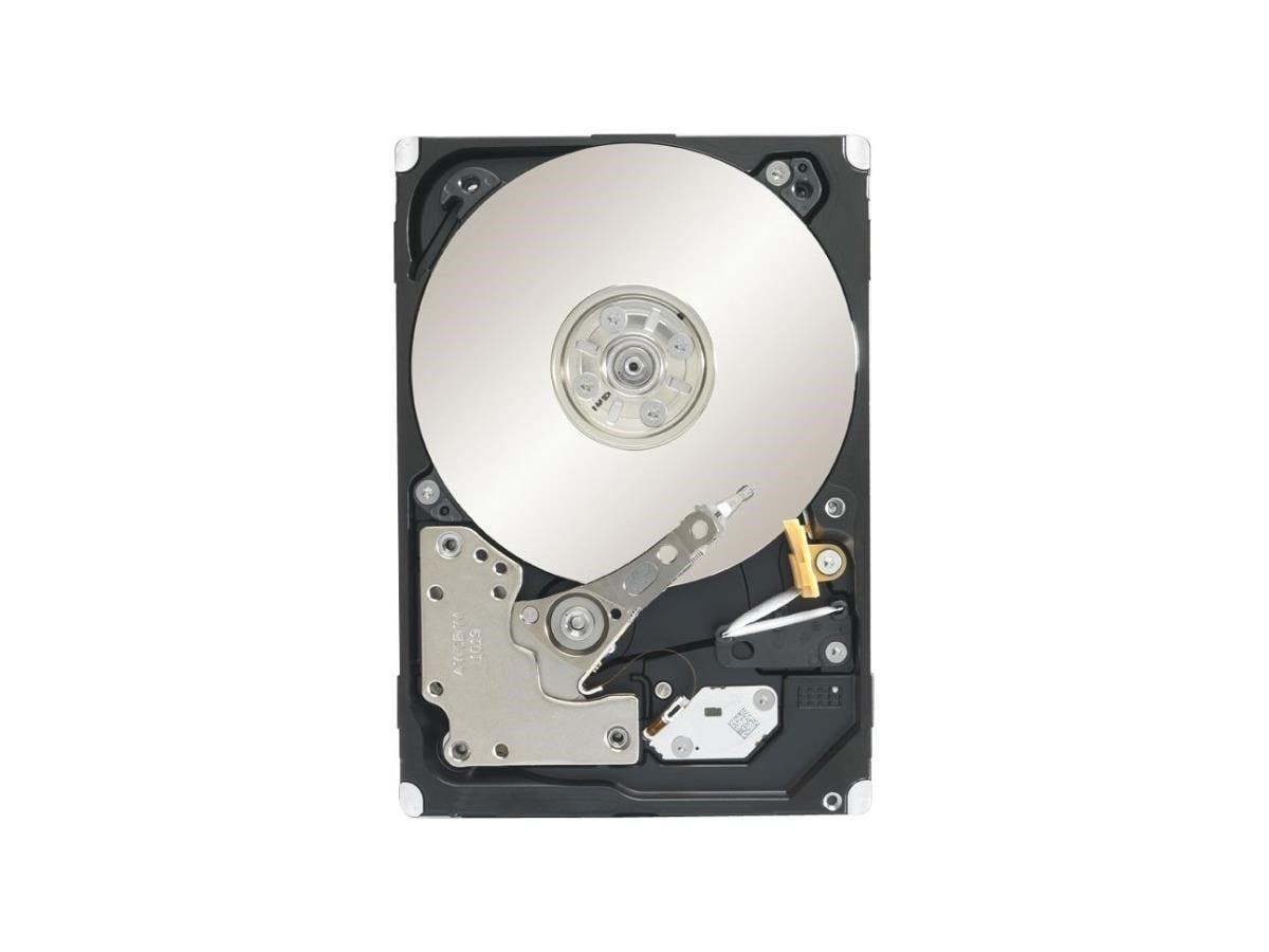 "Seagate Constellation.2 ST91000640SS 1 TB 2.5"" Internal Hard Drive - SAS - 7200rpm - 64 MB Buffer"