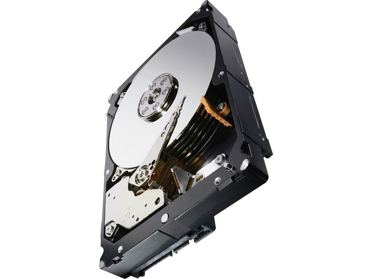 "Seagate Constellation ES.3 ST3000NM0033 3 TB 3.5"" Internal Hard Drive - SATA - 7200rpm - 128 MB Buffer"