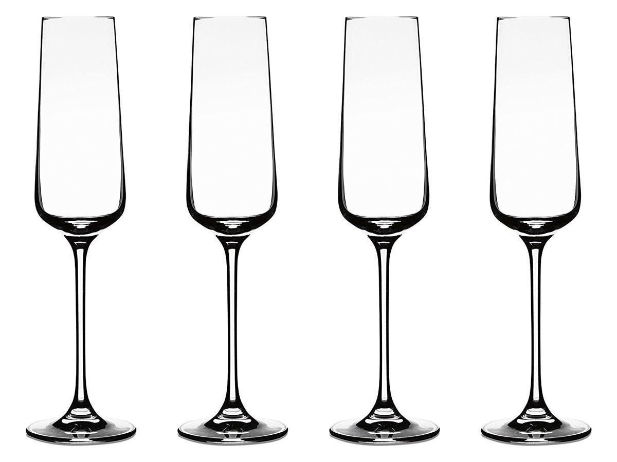 Cuisinart Elite Vivere Collection Champagne Flute, Set of 4