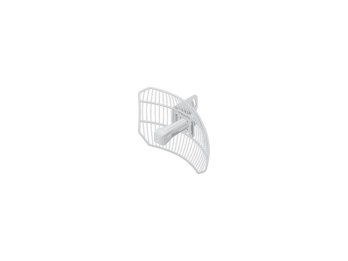 Ubiquiti 5 GHz High-Performance Integrated InnerFeed Antenna - Range - SHF - 5.17 GHz to 5.88 GHz - 23 dBi - OutdoorPole/Wall