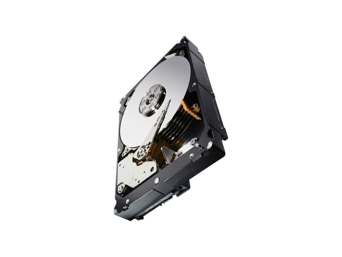 "Seagate Constellation ES.3 ST4000NM0063 4 TB 3.5"" Internal Hard Drive - SAS - 7200rpm - 128 MB Buffer"