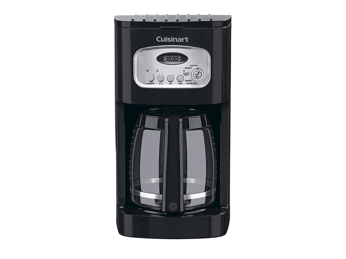 Cuisinart DCC-1100BKFR 12 Cup Coffee Maker (Refurbished)