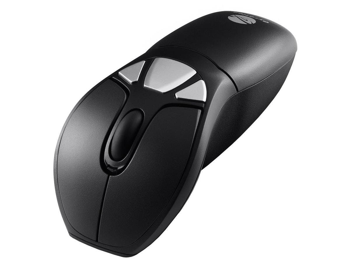 SMK-Link Gyration Air Mouse GO Plus - Gyroscopic - USB - 5 x Button-Large-Image-1