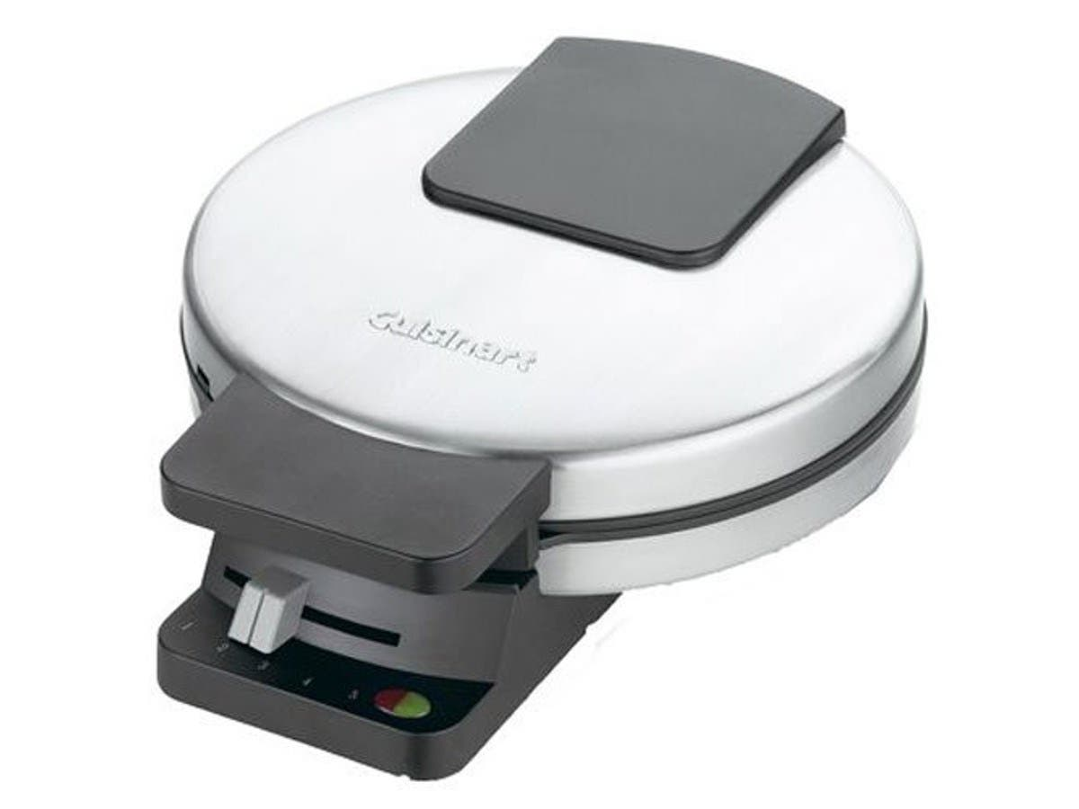 Cuisinart WMR-CA Round Classic Waffle Maker (Refurbished)