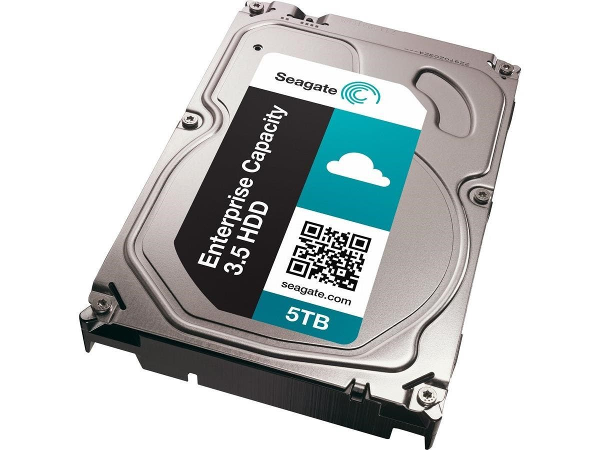 "Seagate ST5000NM0084 5 TB 3.5"" Internal Hard Drive - SATA - 7200rpm - 128 MB Buffer"