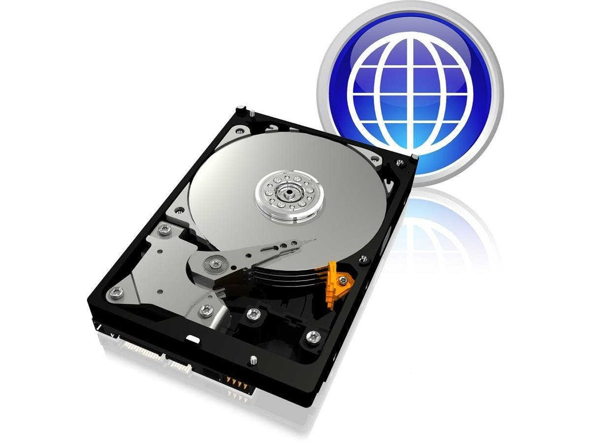 WD Blue 160 GB Desktop Hard Drive: 3.5 Inch, 7200 RPM, PATA, 8 MB Cache - WD1600AAJB-Large-Image-1