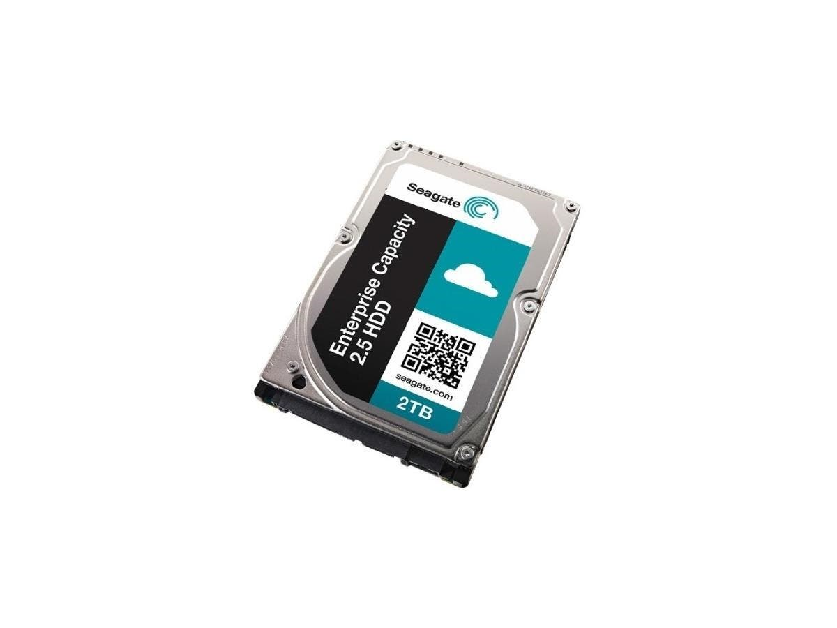 "Seagate ST1000NX0303 1 TB 2.5"" Internal Hard Drive - SATA - 7200rpm - 128 MB Buffer-Large-Image-1"