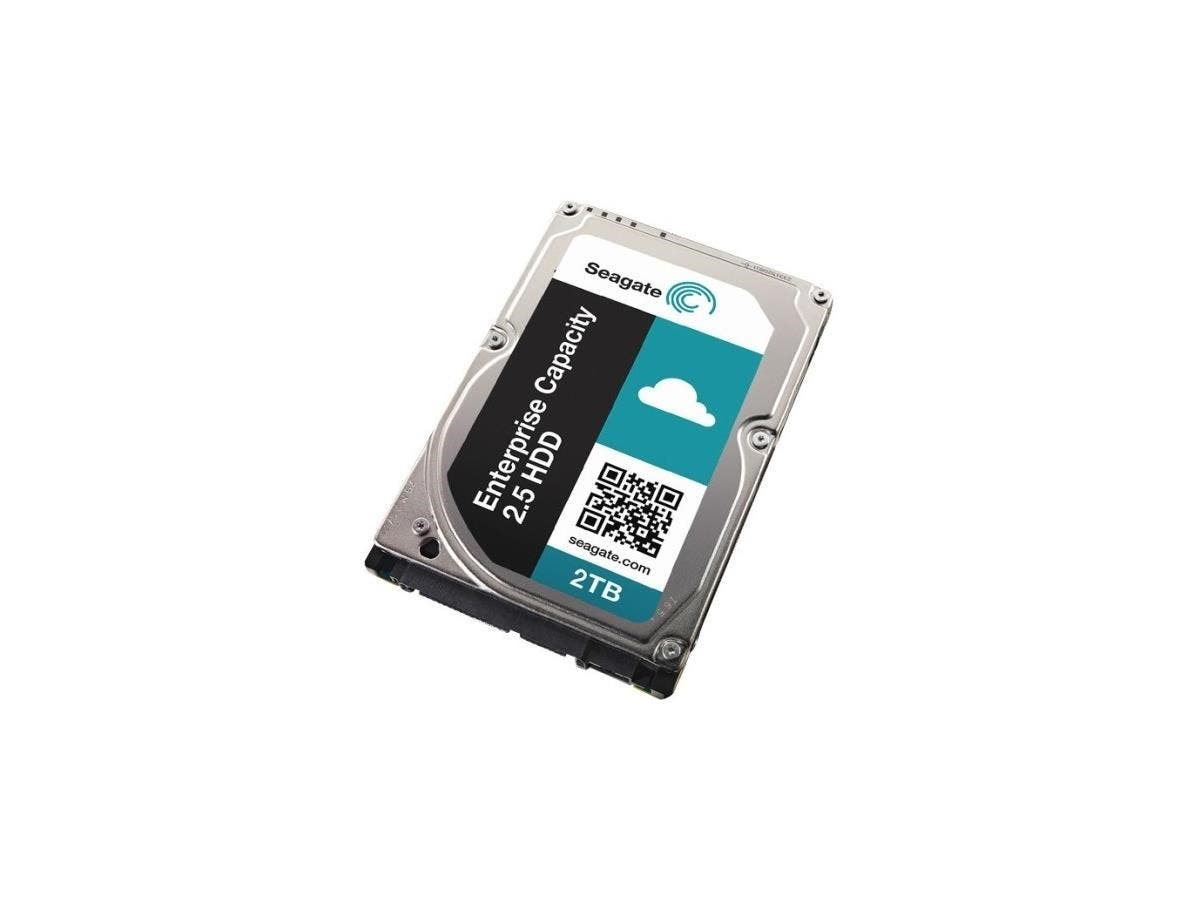 "Seagate ST2000NX0303 2 TB 2.5"" Internal Hard Drive - SATA - 7200rpm - 128 MB Buffer - 1 Pack"