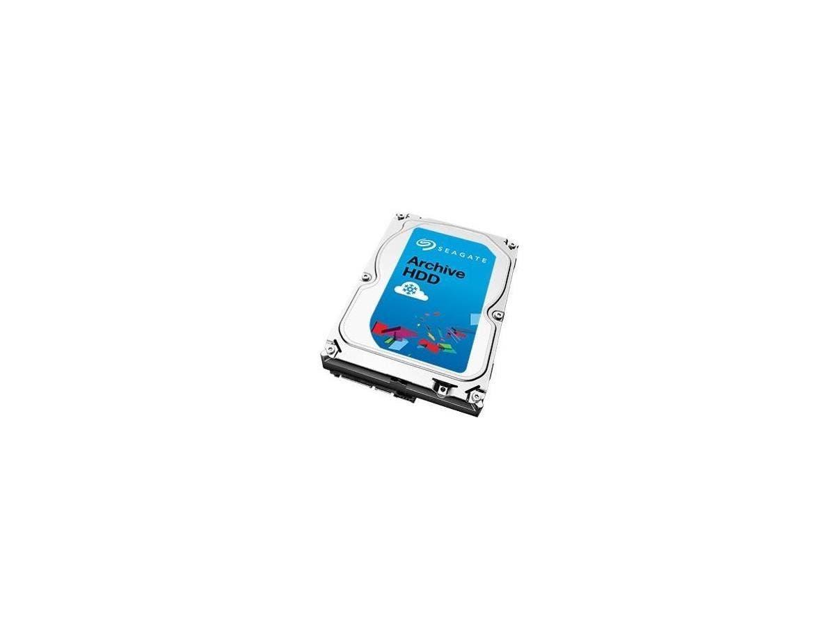 "Seagate Archive ST8000AS0002 8 TB 3.5"" Internal Hard Drive - SATA - 5900rpm - 128 MB Buffer"