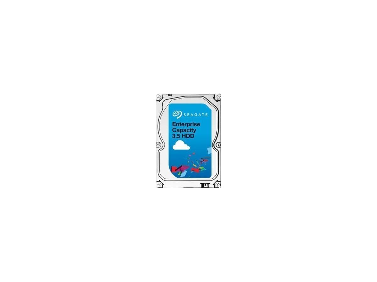"""Seagate ST4000NM0124 4 TB 3.5"""" Internal Hard Drive - SATA - 7200rpm - 128 MB Buffer"""