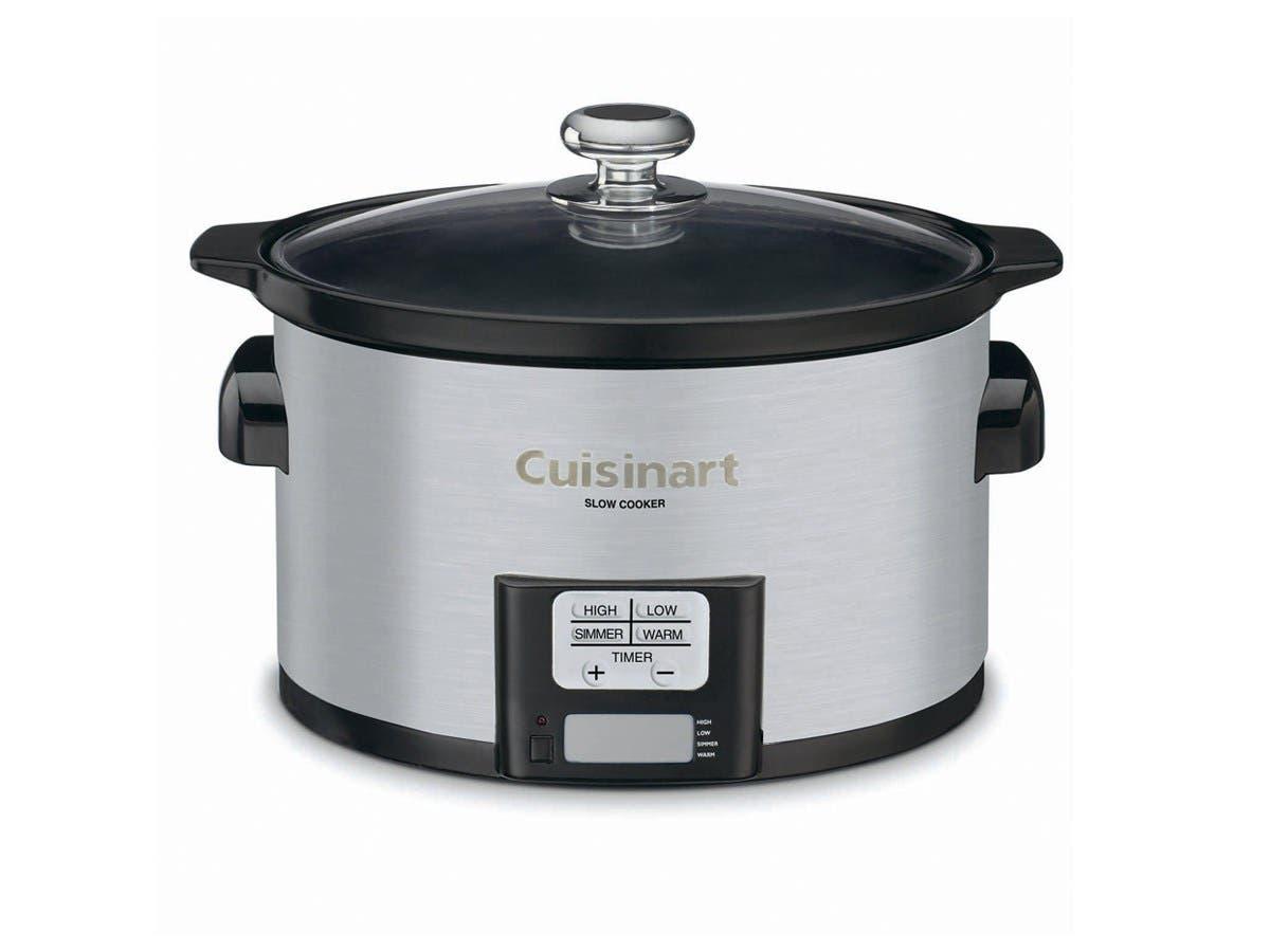 Cuisinart 3-1/2-Quart Programmable Slow Cooker - PSC-350