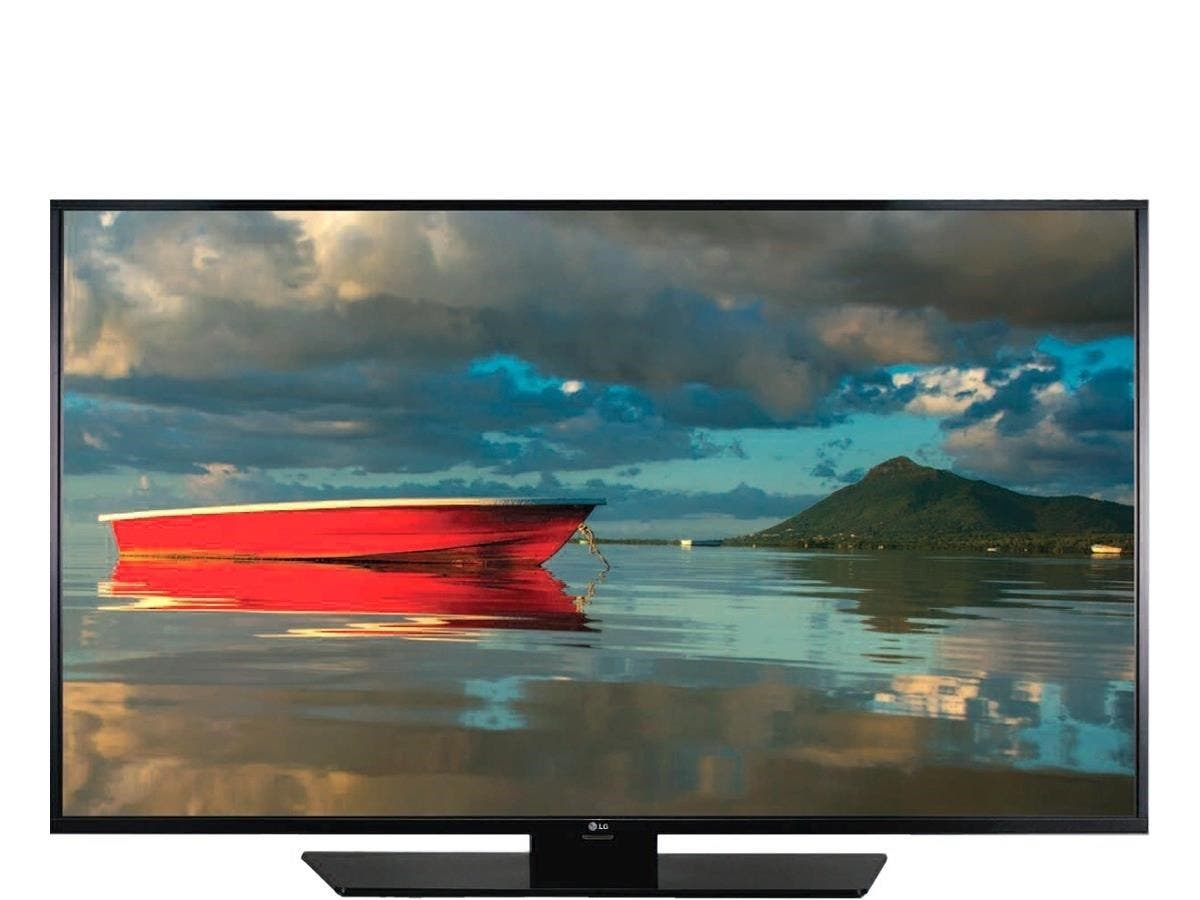 "LG LX341C 65LX341C 65"" 1080p LED-LCD TV - 16:9 - 240 Hz - Black - 1920 x 1080 - LED - USB"