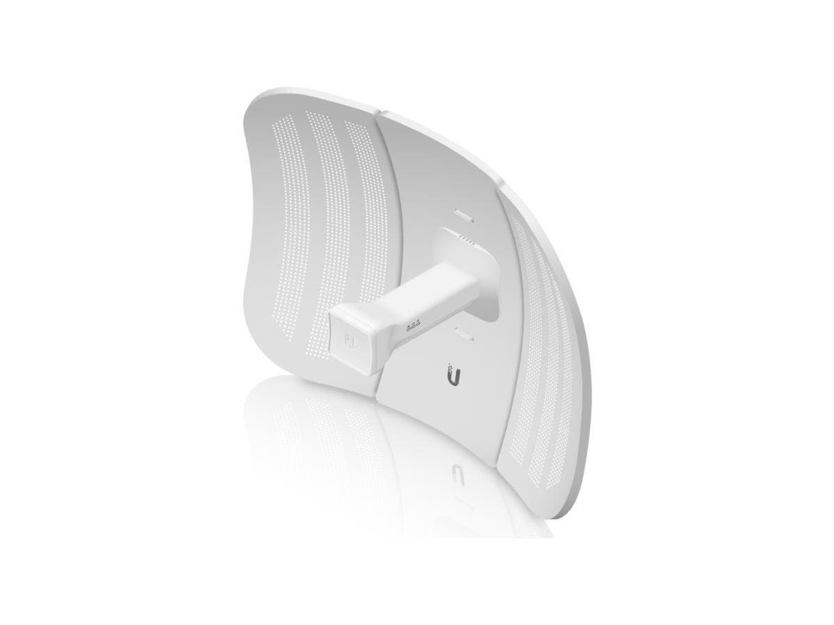 Ubiquiti LiteBeam M5 LBE-M5-23 Anntenna/Radio Combo - 5.15 GHz to 5.88 GHz - 23 dBi - Outdoor, Wireless Data NetworkPole - Directional-Large-Image-1