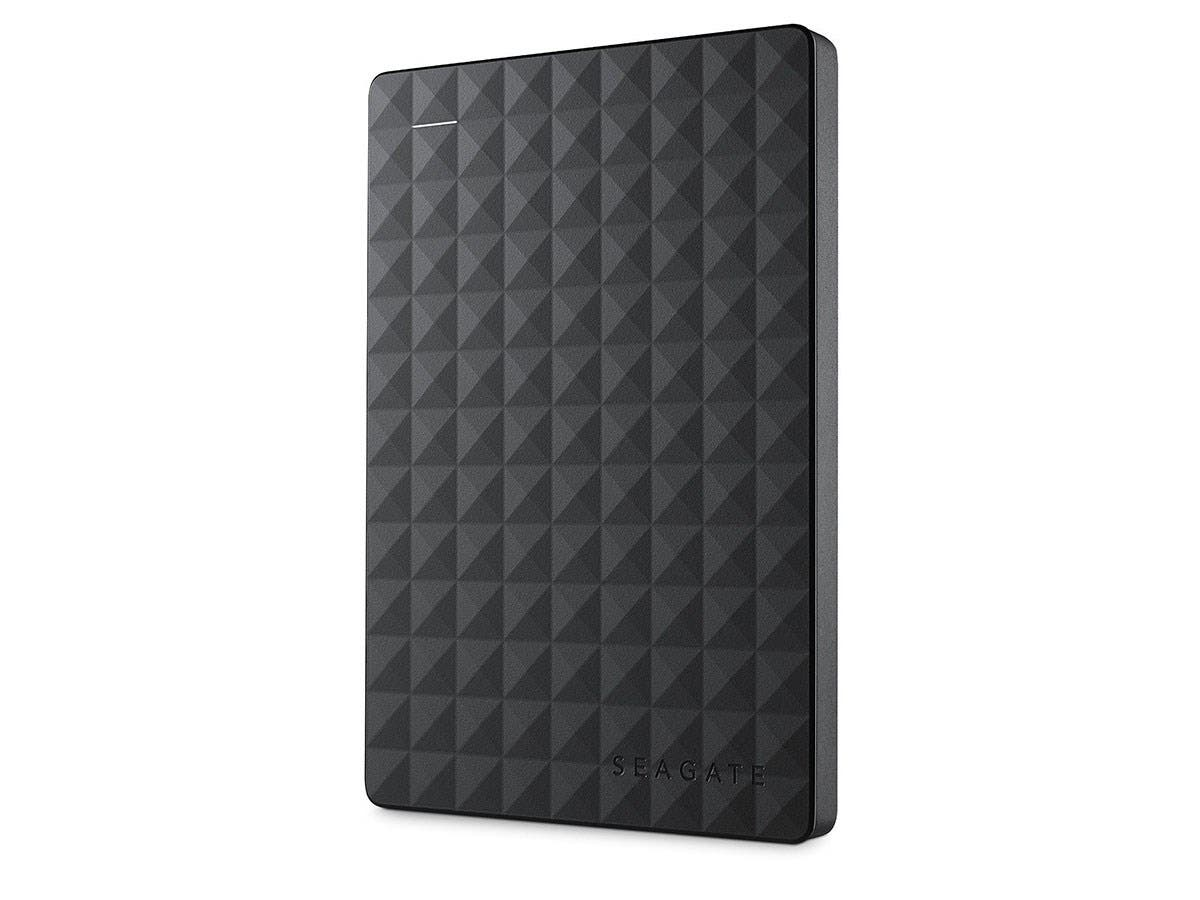 Seagate STEA1000400 1 TB External Hard Drive - USB 3.0 - Portable-Large-Image-1